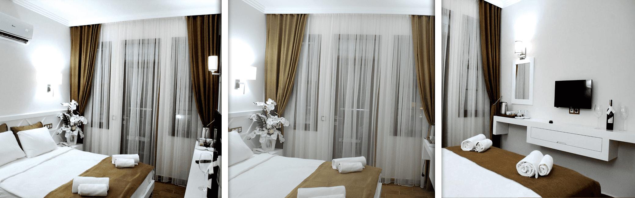 elegance hotel kemer standart oda